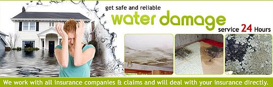 Emergency Water Damage Restoration Marietta